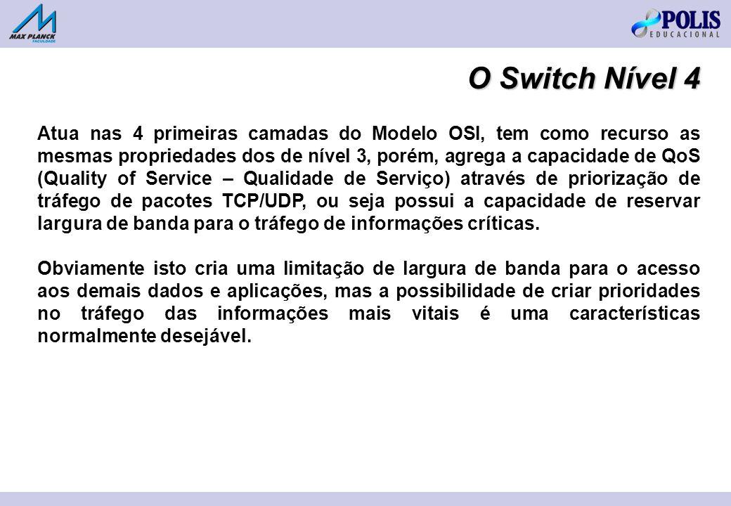 O Switch Nível 4