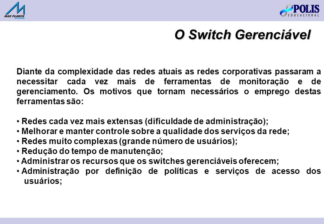 O Switch Gerenciável