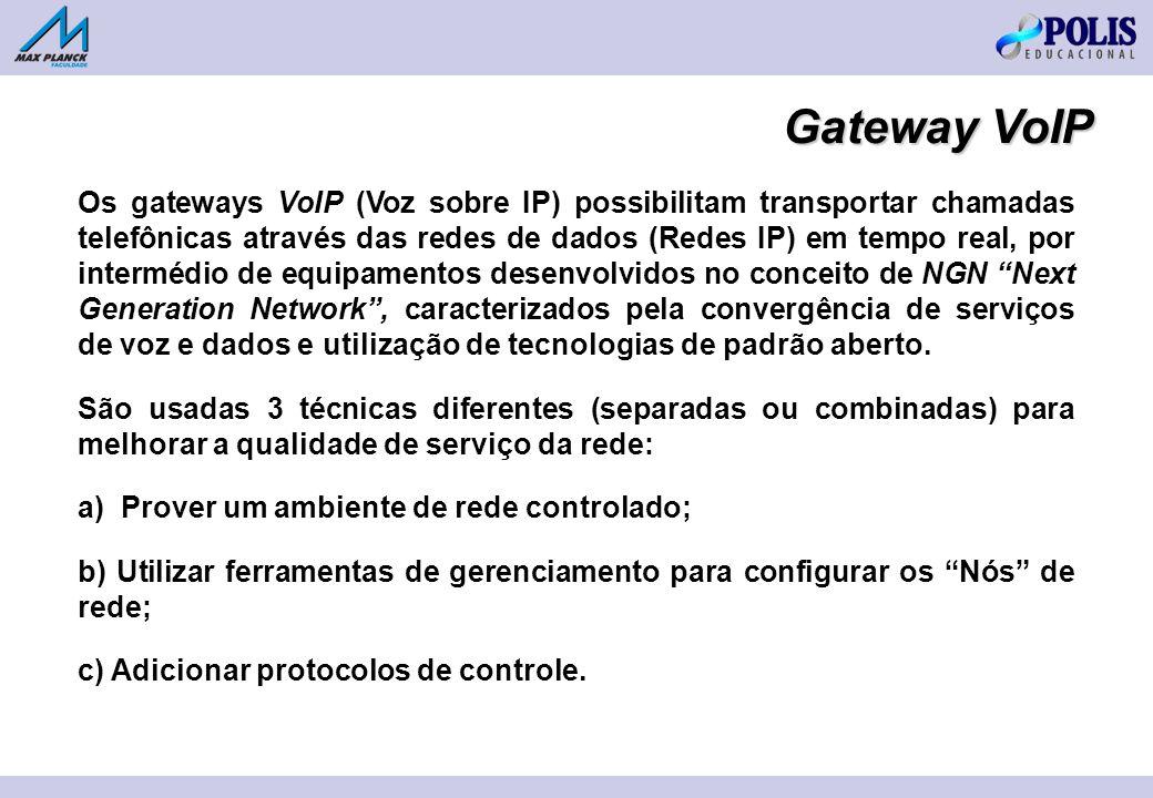 Gateway VoIP