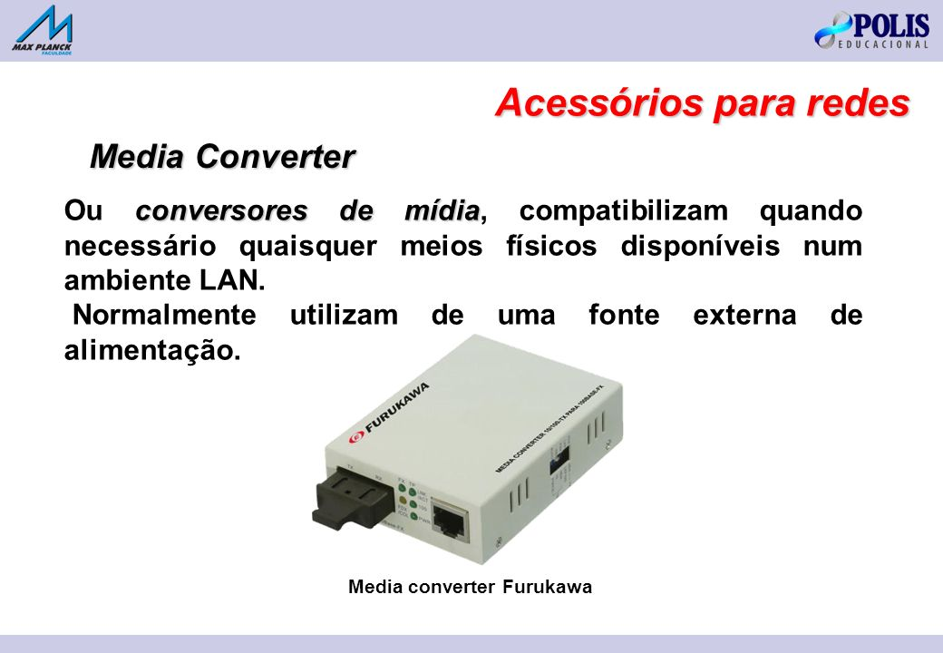 Media converter Furukawa