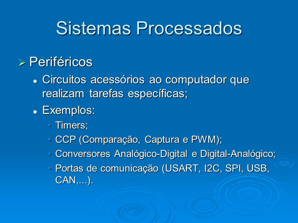 Sistemas Processados Periféricos