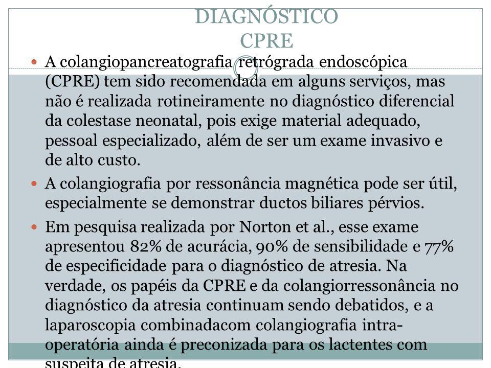 DIAGNÓSTICO CPRE