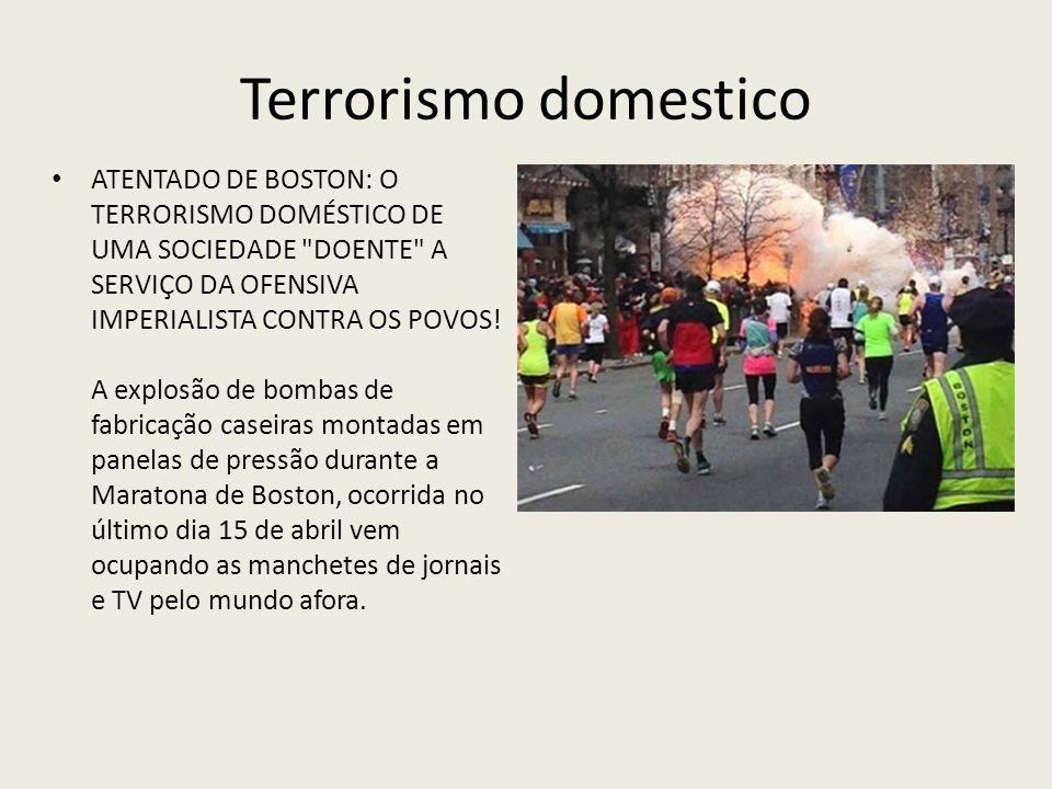 Terrorismo domestico