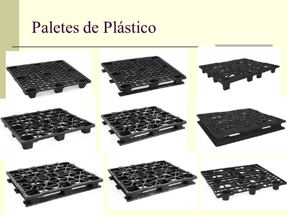 Paletes de Plástico