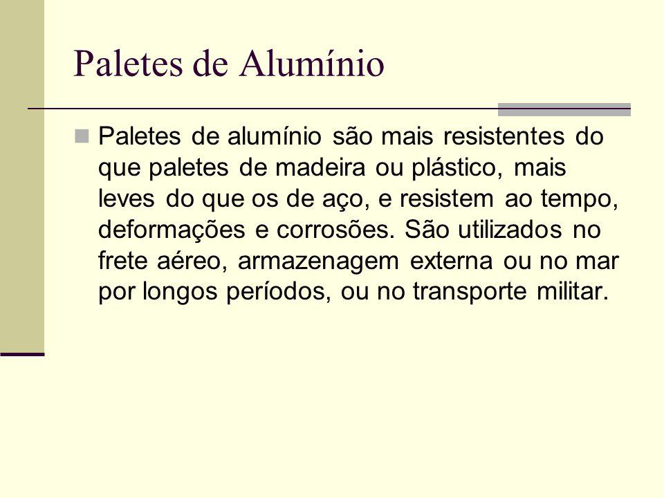 Paletes de Alumínio