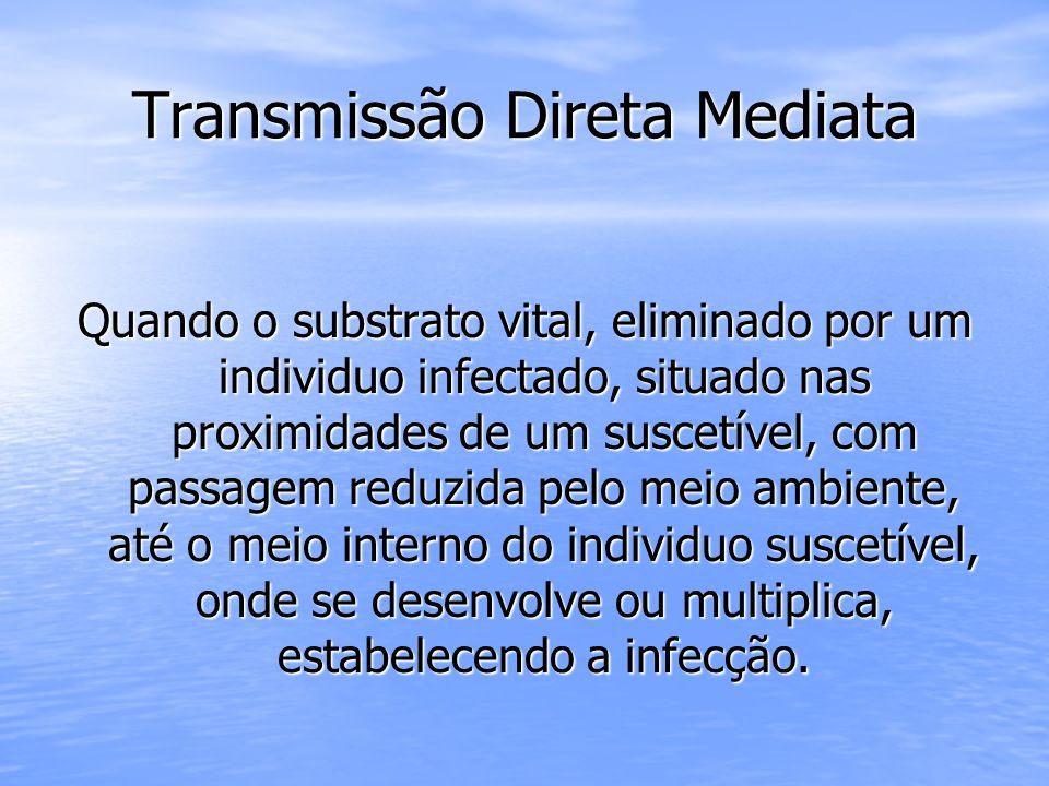 Transmissão Direta Mediata