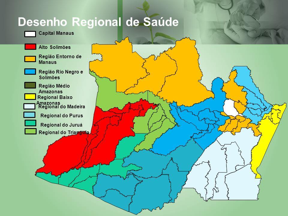 Desenho Regional de Saúde
