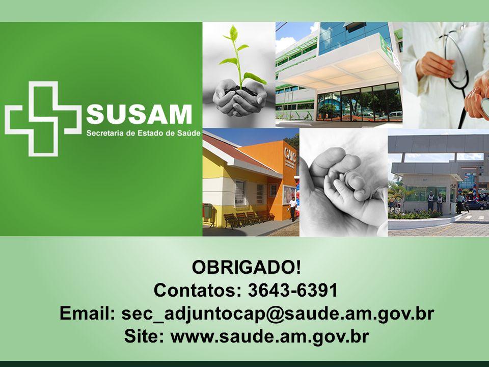 Site: www.saude.am.gov.br