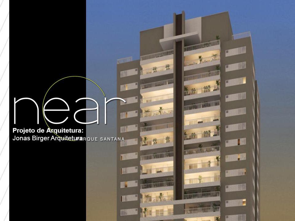 Projeto de Arquitetura: Jonas Birger Arquitetura