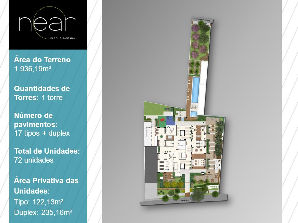 Quantidades de Torres: 1 torre