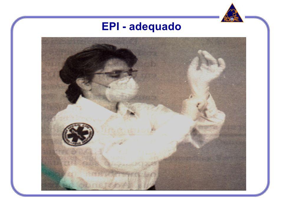 EPI - adequado