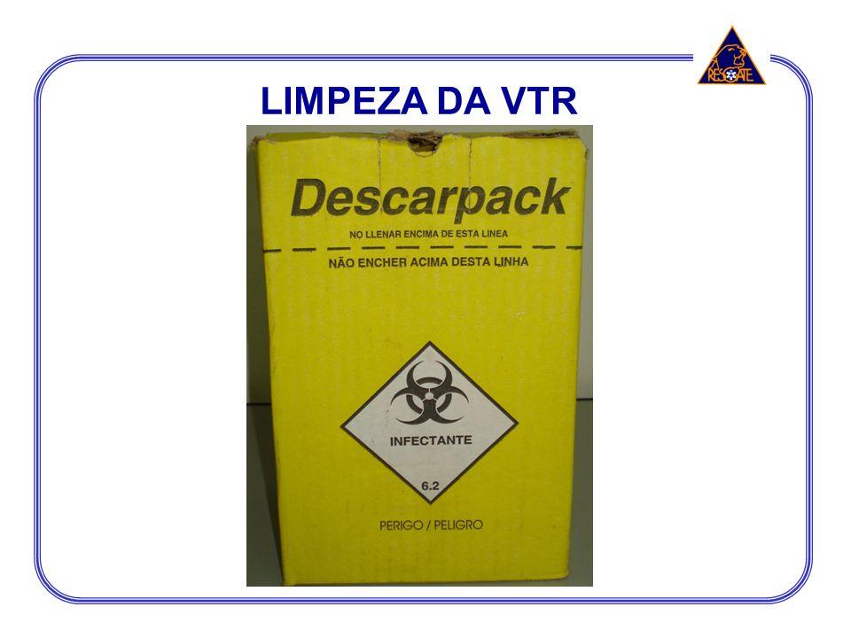 LIMPEZA DA VTR
