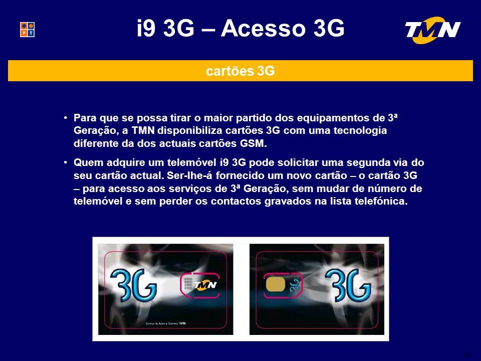 cartões 3G