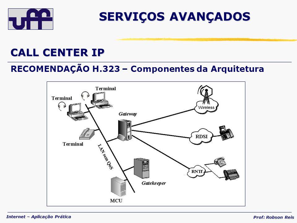SERVIÇOS AVANÇADOS CALL CENTER IP