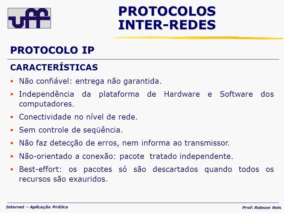 PROTOCOLOS INTER-REDES