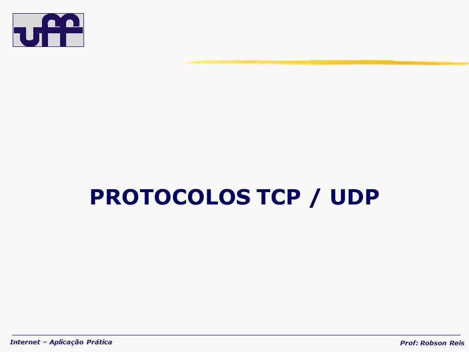 PROTOCOLOS TCP / UDP