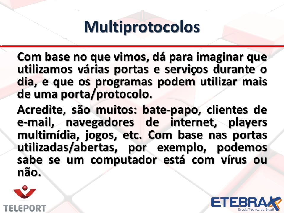 Multiprotocolos