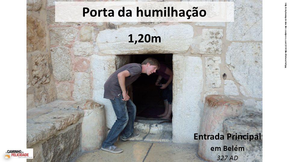 Entrada Principal em Belém