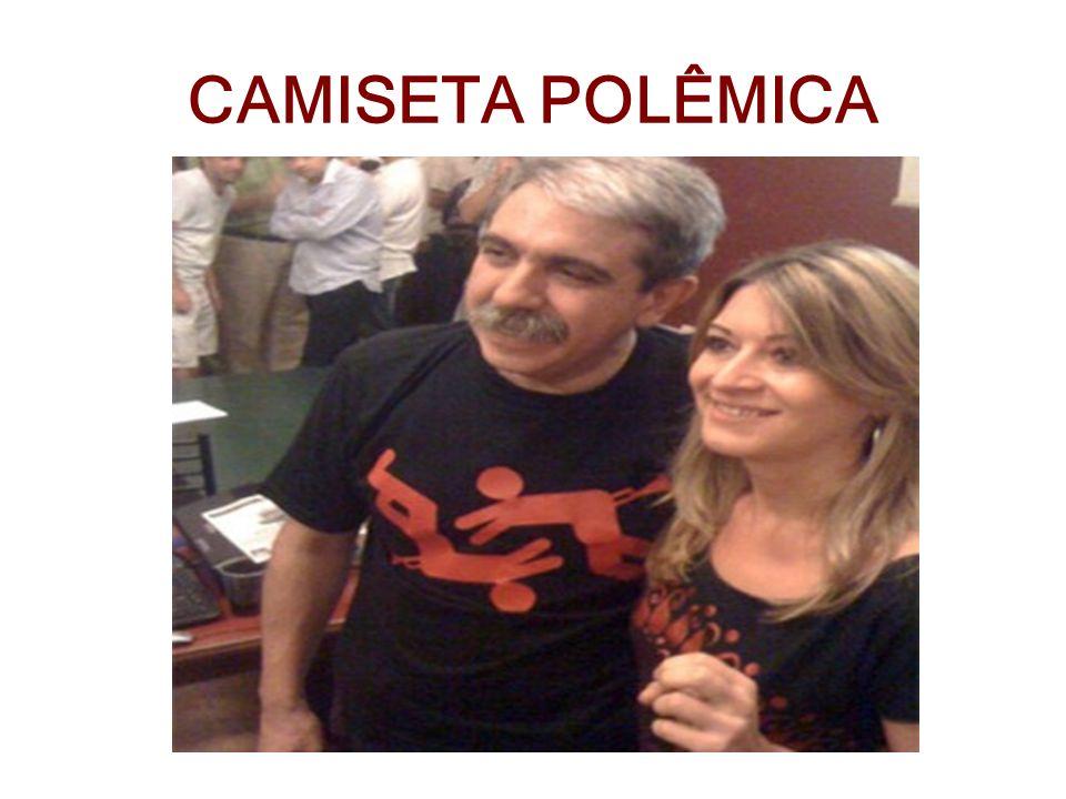CAMISETA POLÊMICA