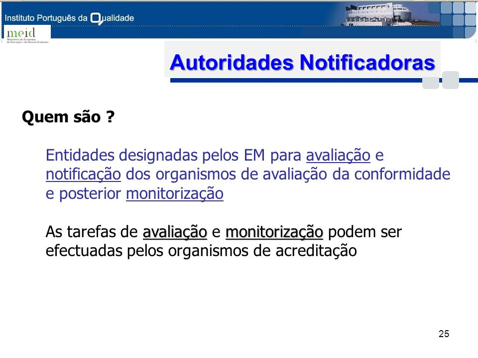 Autoridades Notificadoras