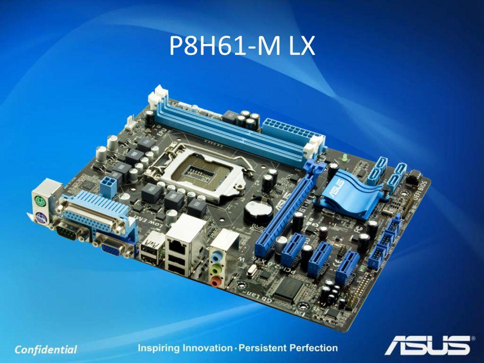 P8H61-M LX FALAR QUE ENTREGUEI ASUS BR , e que na Pag ..... Tem as especificações detalhadas de cada placa.