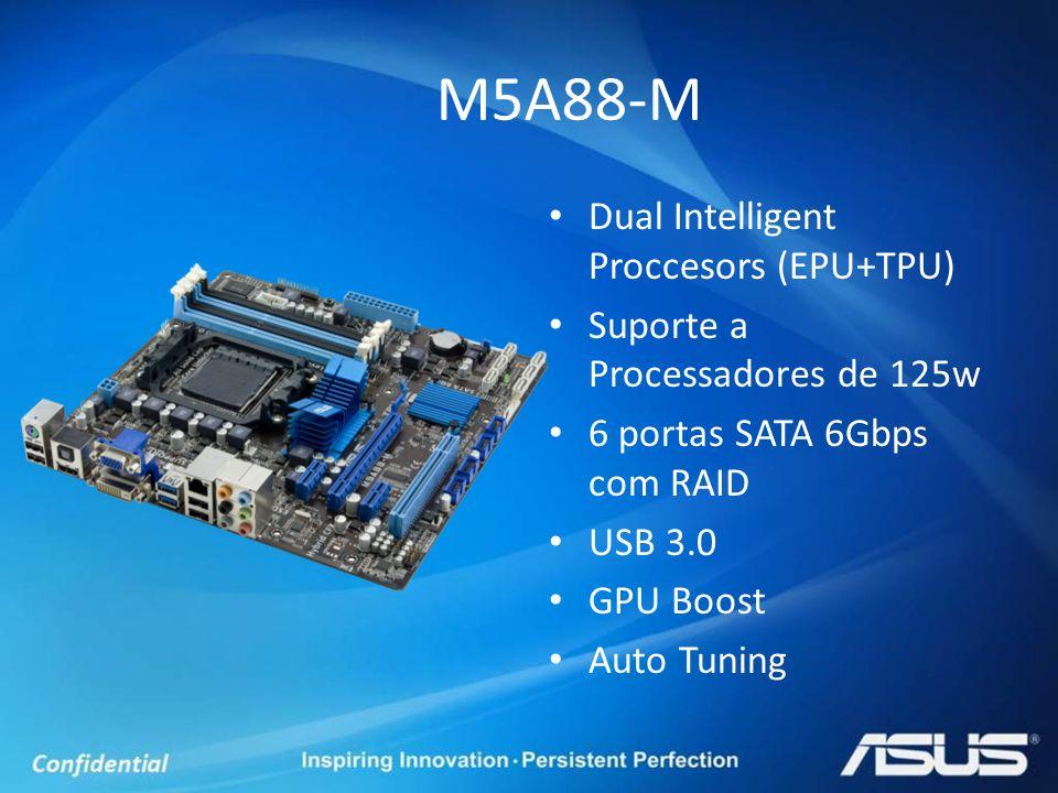 M5A88-M Dual Intelligent Proccesors (EPU+TPU)