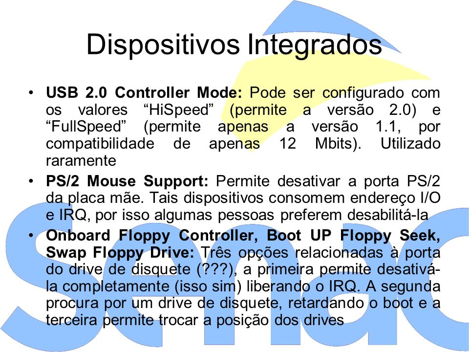 Dispositivos Integrados