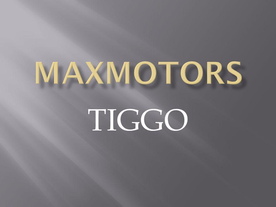 MAXMOTORS TIGGO