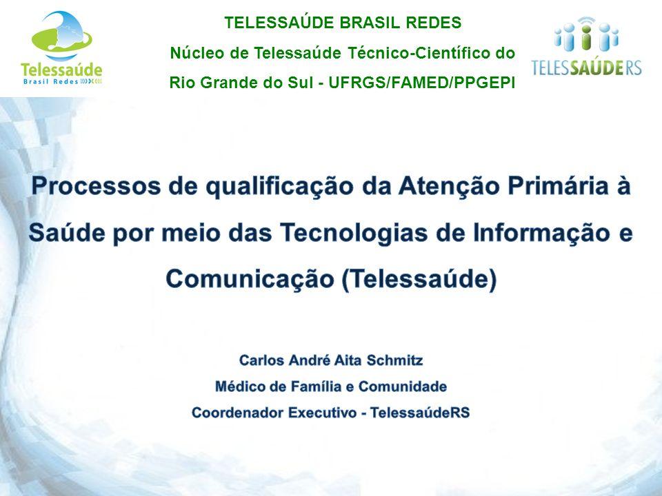 Processos de qualificação da Atenção Primária à Saúde por meio das Tecnologias de Informação e Comunicação (Telessaúde)