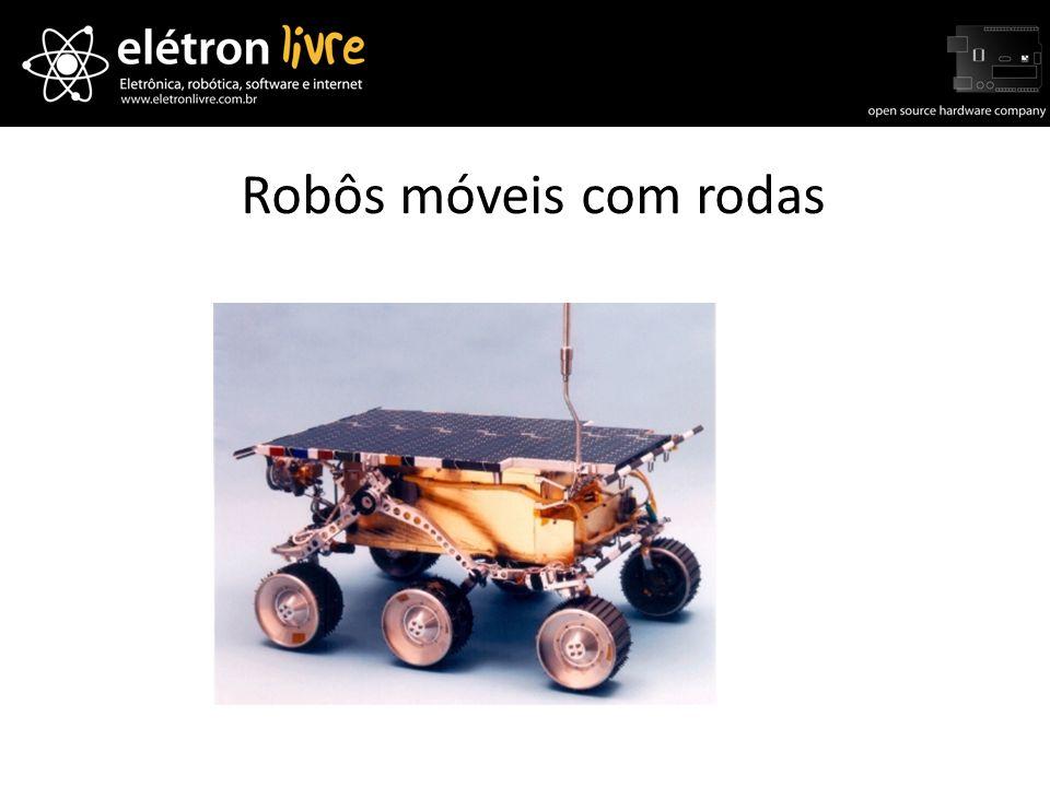 Robôs móveis com rodas 91