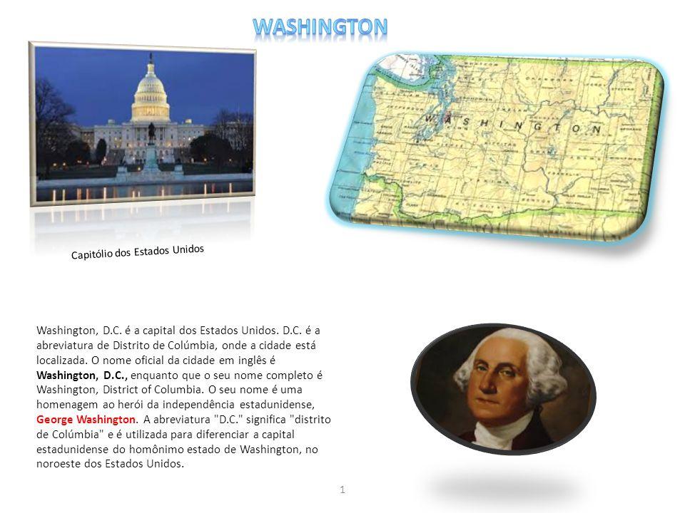 WASHINGTON Capitólio dos Estados Unidos.