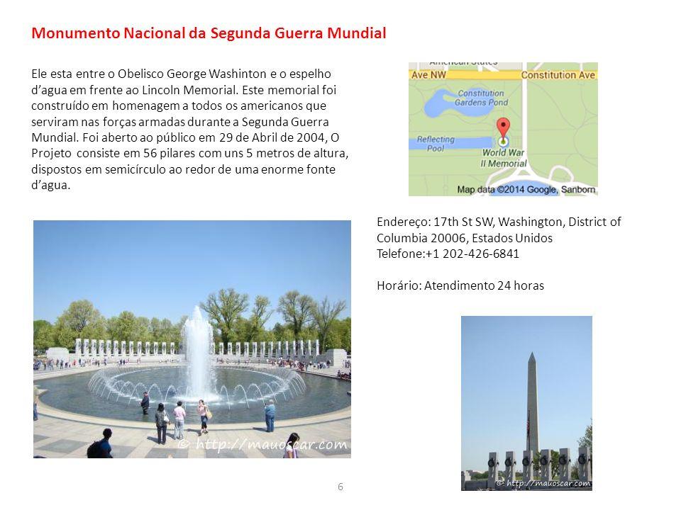 Monumento Nacional da Segunda Guerra Mundial