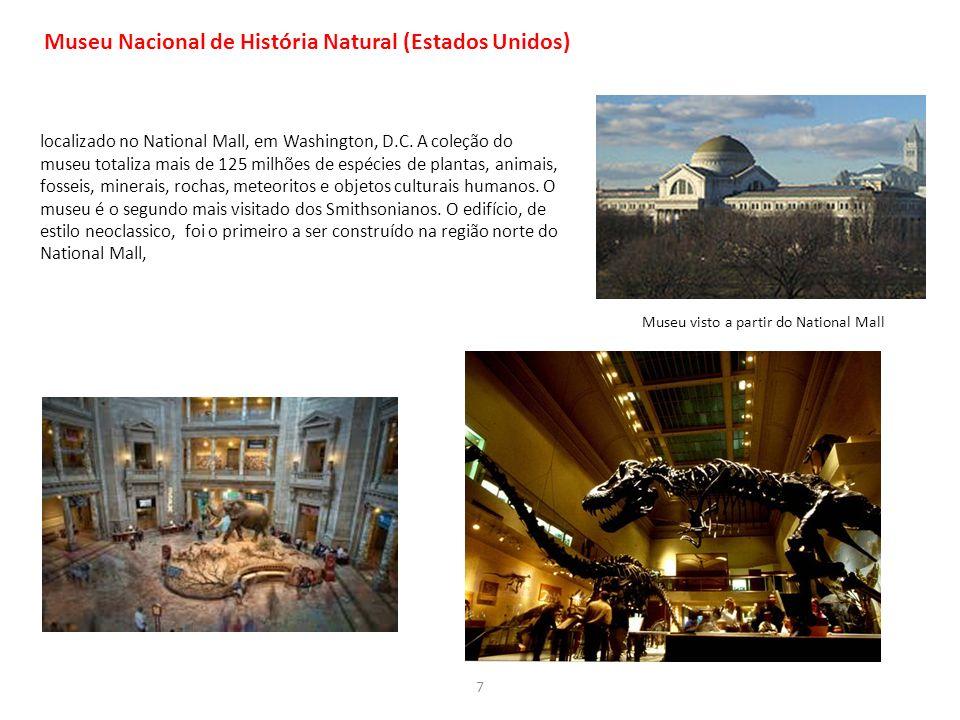 Museu Nacional de História Natural (Estados Unidos)