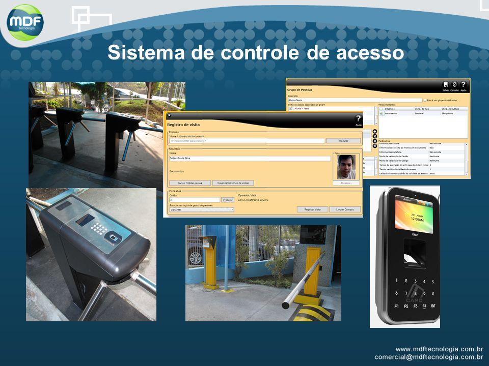 Sistema de controle de acesso