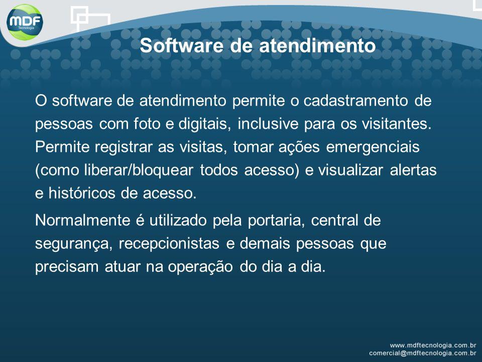 Software de atendimento