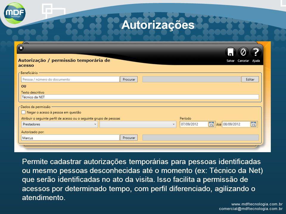 Autorizações