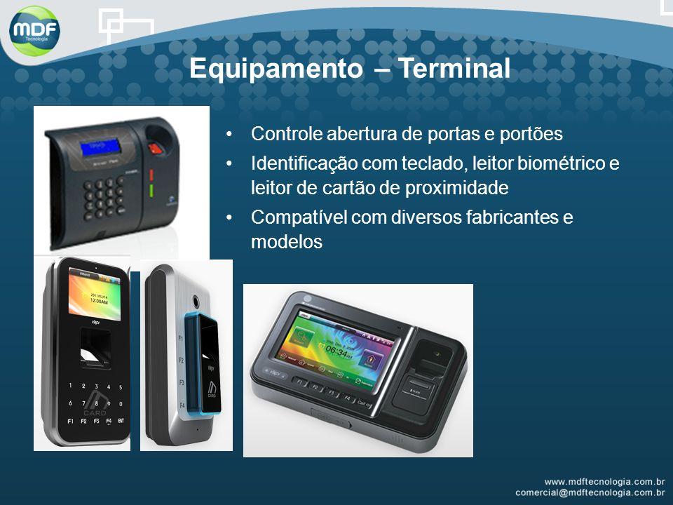 Equipamento – Terminal