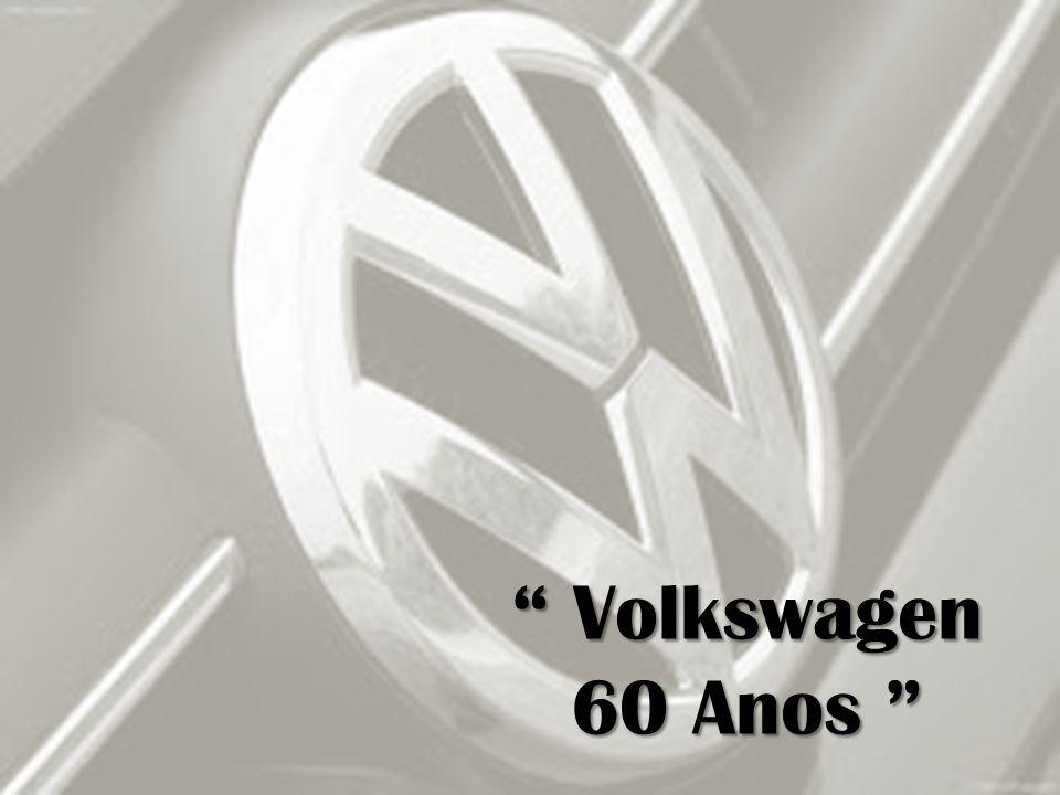 Volkswagen 60 Anos