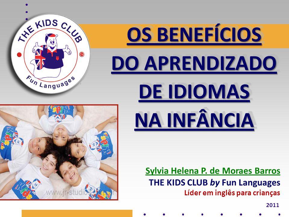 OS BENEFÍCIOS DO APRENDIZADO DE IDIOMAS NA INFÂNCIA