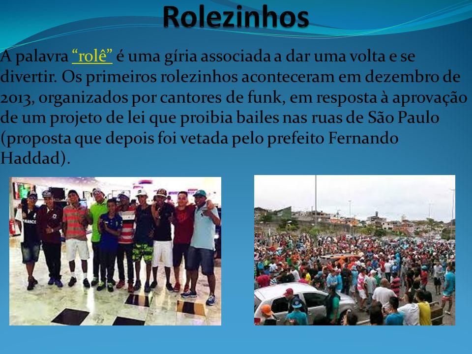 Rolezinhos
