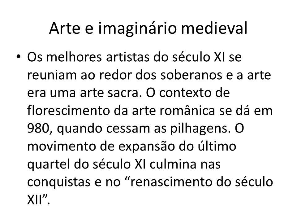 Arte e imaginário medieval