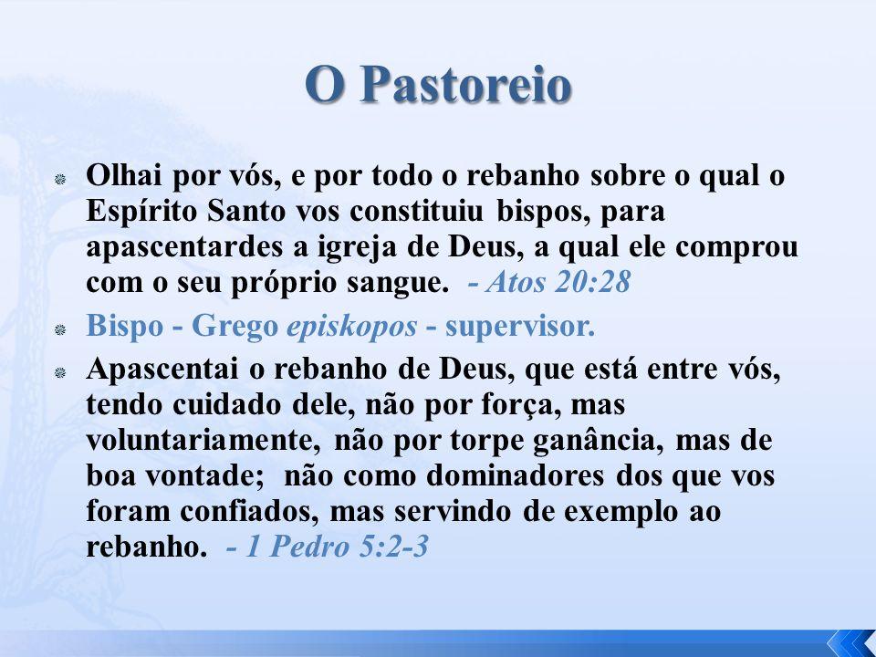 O Pastoreio