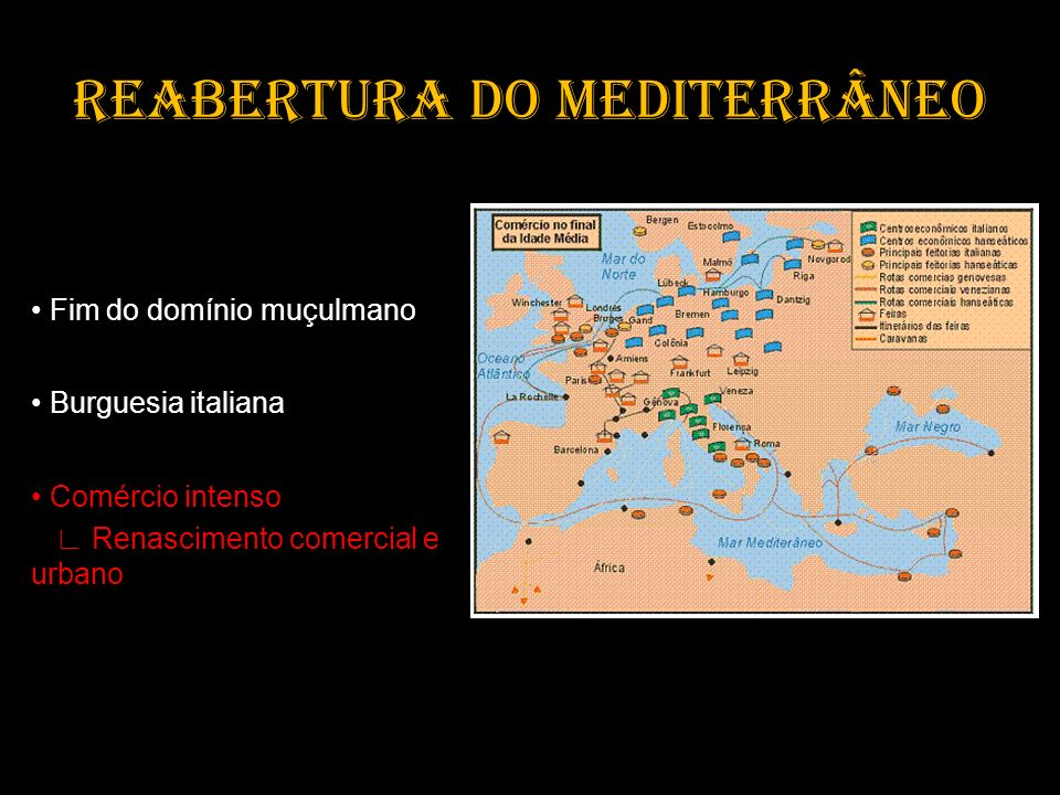 REABERTURA DO MEDITERRÂNEO