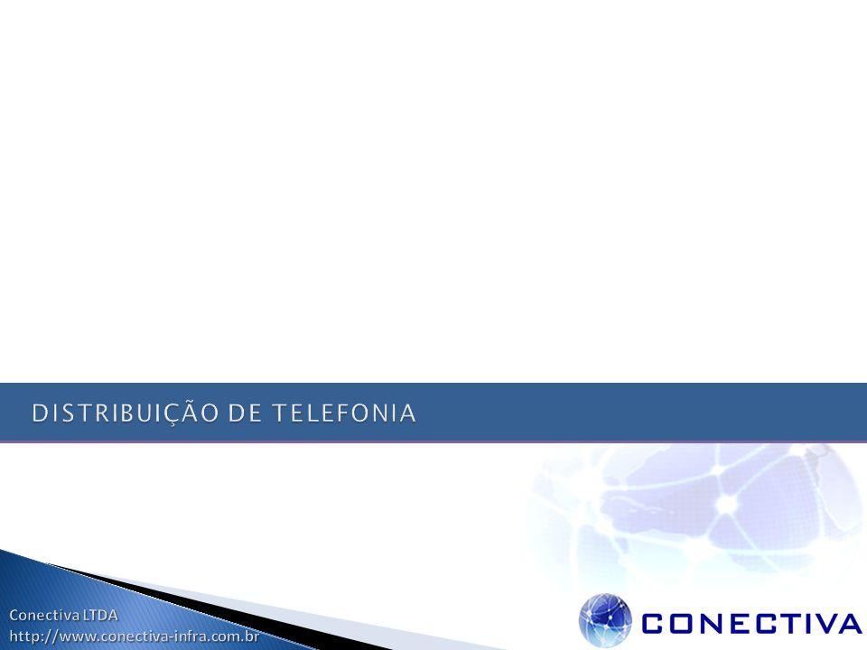 Distribuição de telefonia