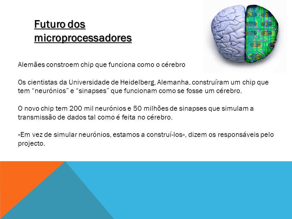 Futuro dos microprocessadores