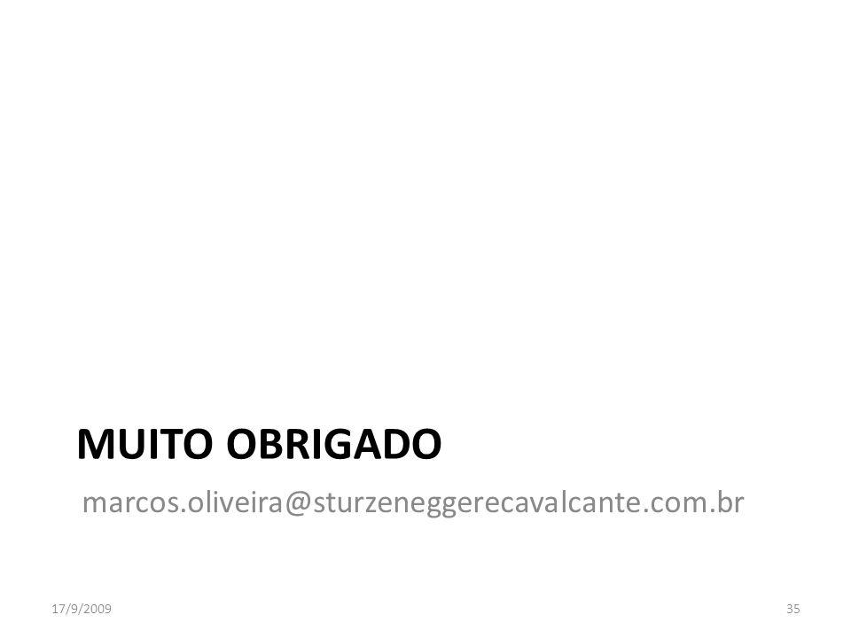 Muito obrigado marcos.oliveira@sturzeneggerecavalcante.com.br