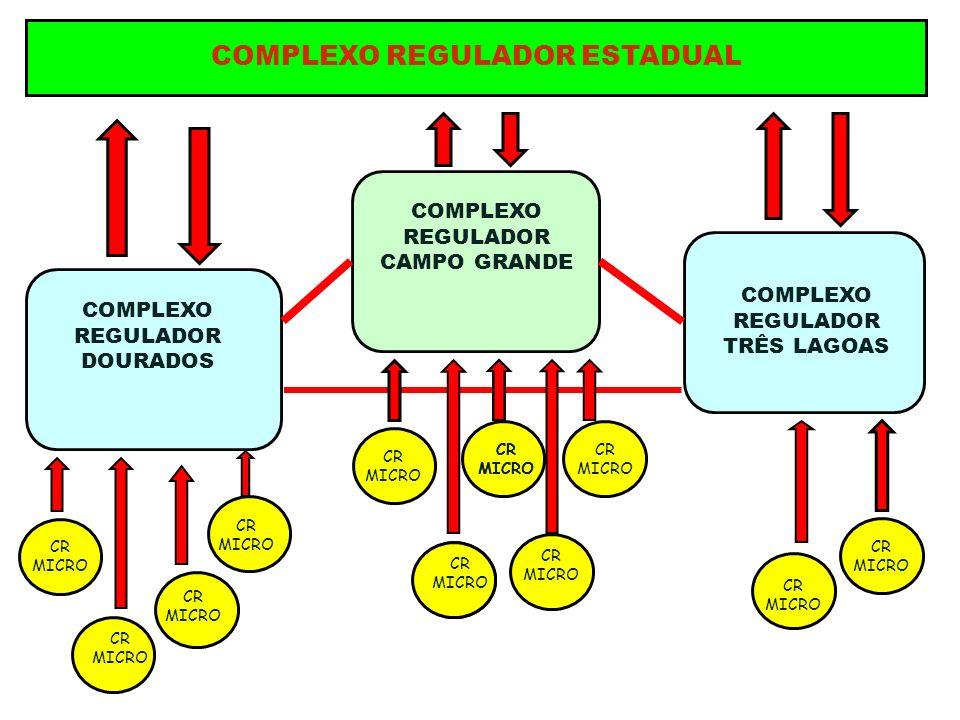 COMPLEXO REGULADOR ESTADUAL