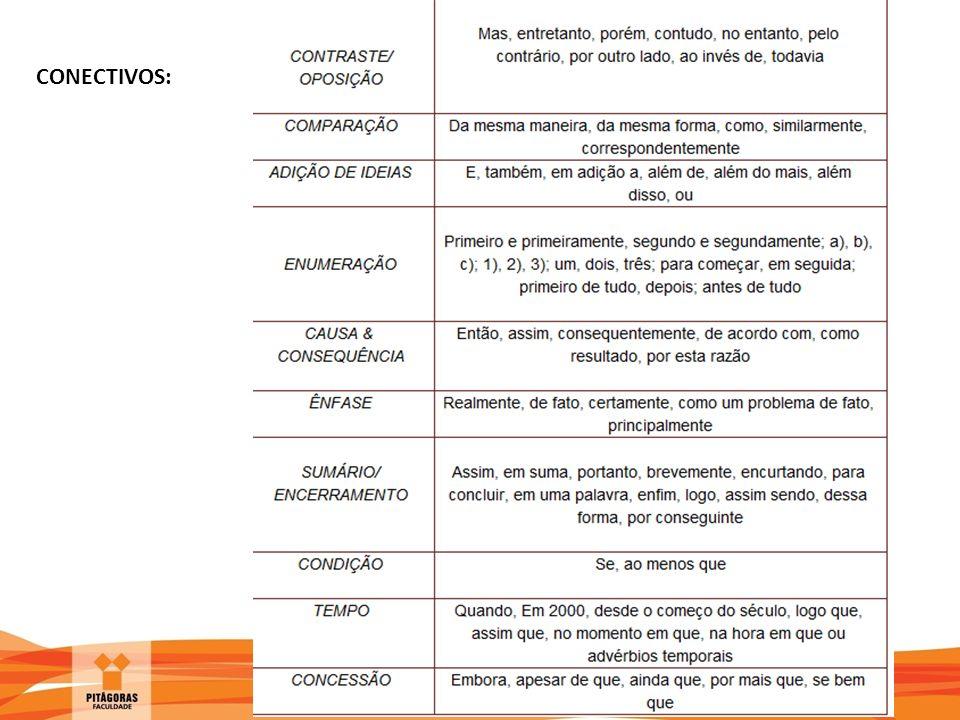 CONECTIVOS: