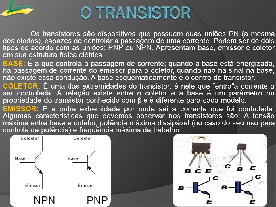 o transistor