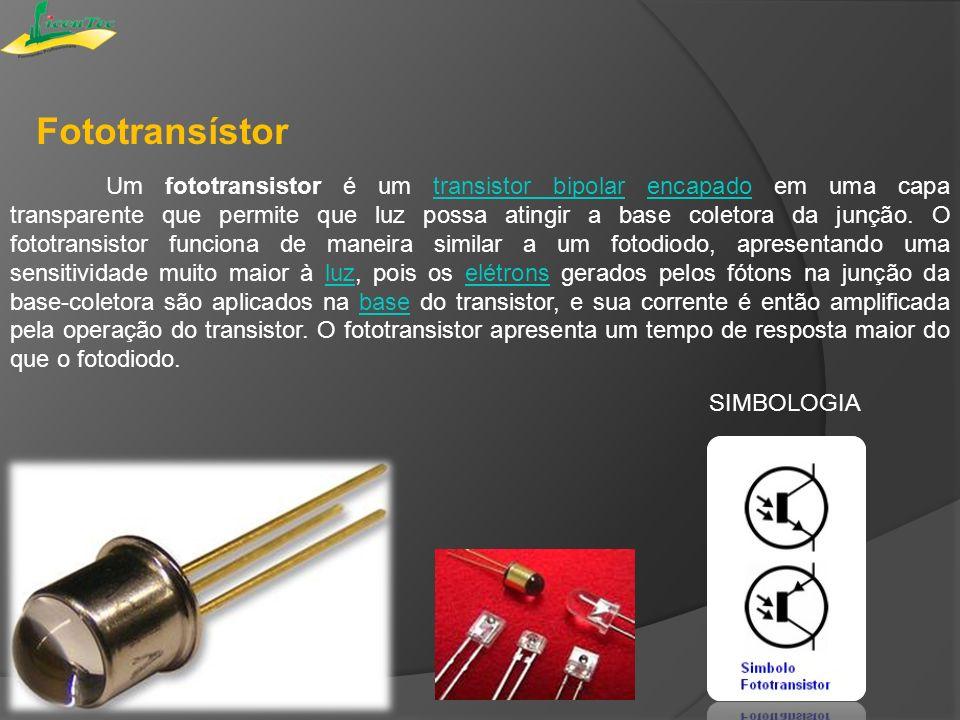 Fototransístor